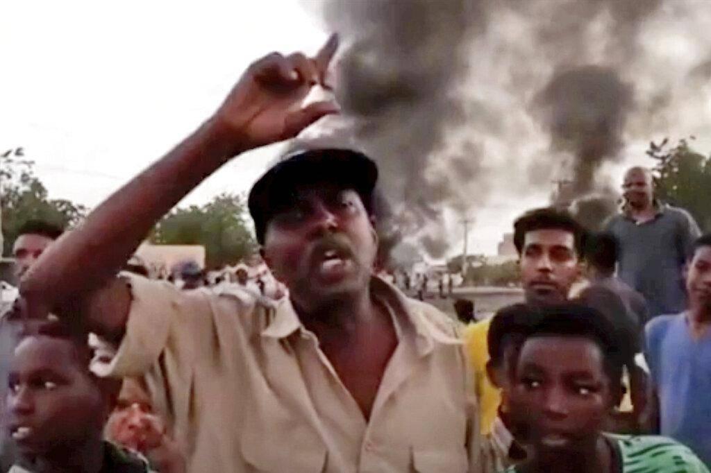Sudan coup triggers alarm across world