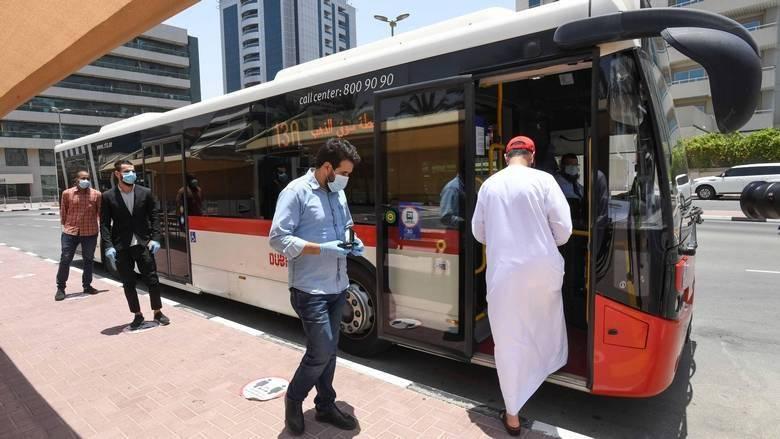 khaleejtimes.com - Dhanusha  Gokulan - Dubai: Public Transport Day to be celebrated under Together to Expo 2020 theme