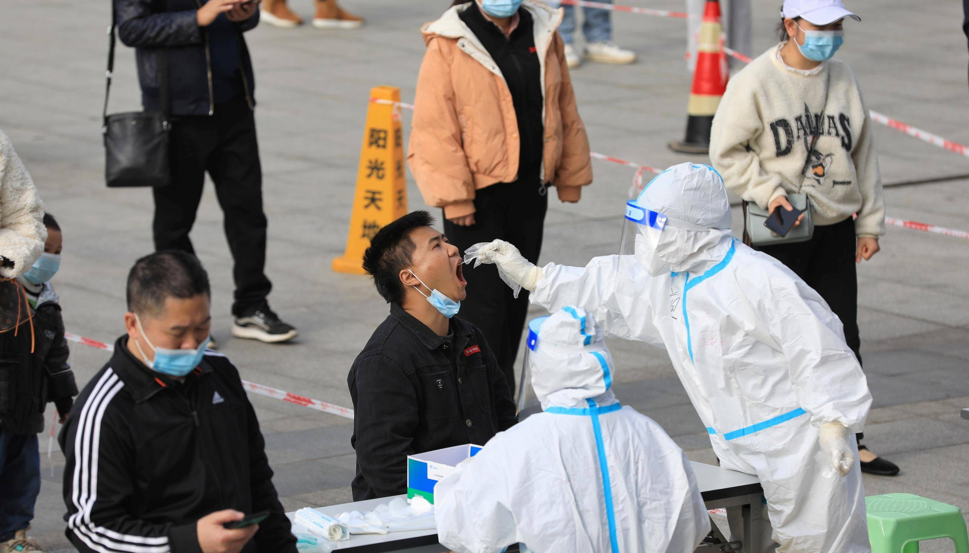 China urges faster Covid-19 testing amid latest outbreak