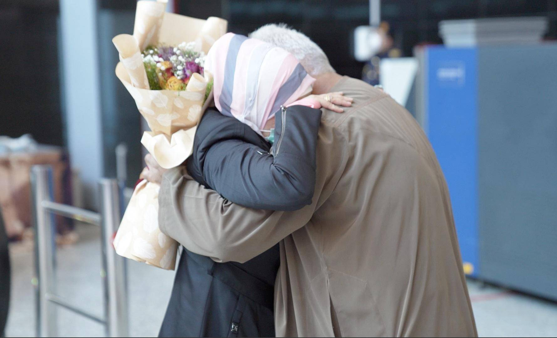 UAE: Police reunite couple separated for seven years